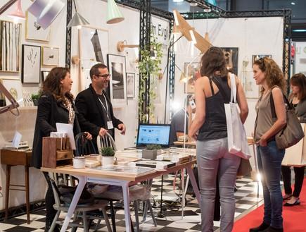 1מ135 01, צילום מתוך תצוגת הגלריה בשבוע העיצוב הישראלי