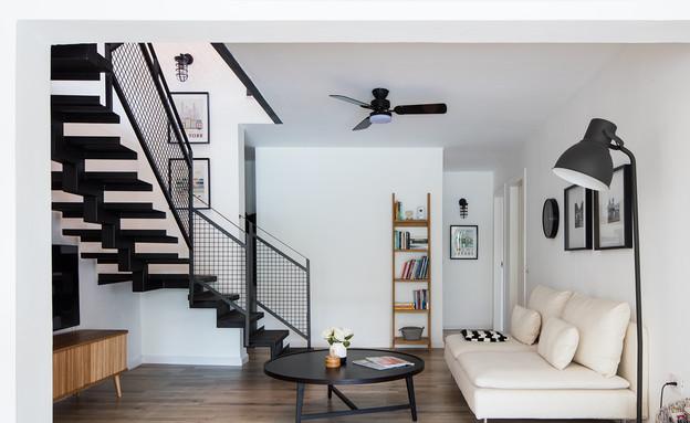 מדרגות (צילום: אביעד בר נס)