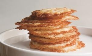 עוגיות מסקרפונה ולימון (צילום: ארז בן שחר, אוכל טוב)