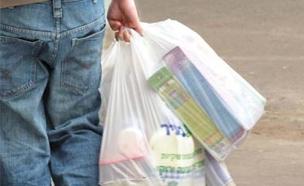 שקיות פלסטיק (צילום: אבשלום ששוני, גלובס)