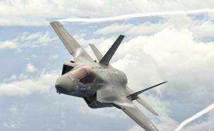 מתאמנים על ה-F35 (צילום: חיל האוויר האמריקאי)