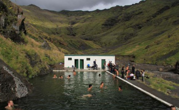 איסלנד (צילום: lily stockman)
