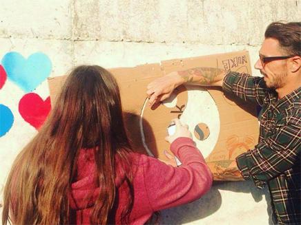 riklee אמנים למען ישראל