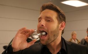 הקוסם הרעב – אריק לה קלר אוכל פורד קוגה (צילום:  יחסי ציבור )