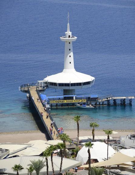 המצפה התת ימי באילת (צילום: באדיבות המצפה התת ימי באילת)