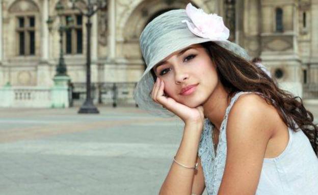אישה צרפתייה עם כובע (צילום: אימג'בנק / Thinkstock)