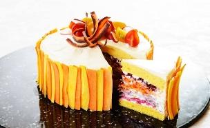 עוגת סלט (צילום: vegedecosalad.com)
