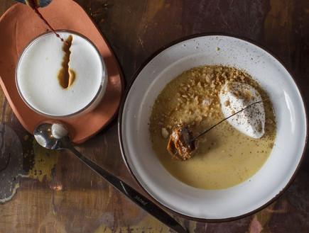 טוטומה. קרם קרמל ונצואלי עם ריבת חלב.