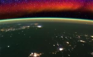 צפו בתיעוד המרהיב מהחלל (צילום: Youtube/Nasa)