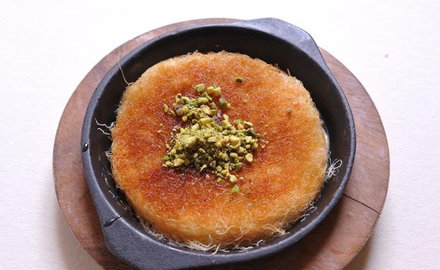 כנאפה מאורי בורי (צילום: מסעדת אורי בורי)