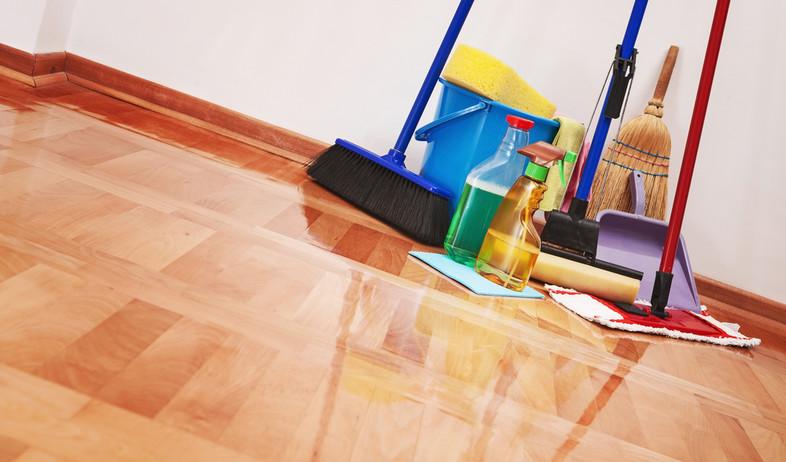 ניקיון למתחילים, חומרי ניקוי (צילום: jocic, Shutterstock)