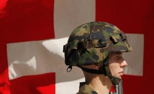 צבא שוויץ (צילום: Sean Gallup, GettyImages IL)