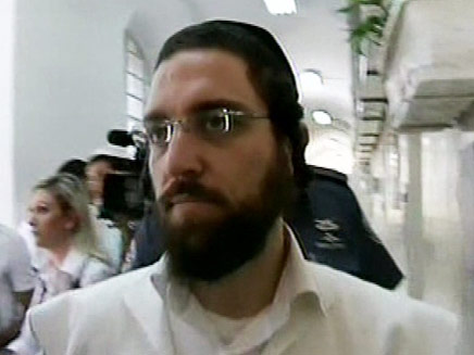 אלחנן אסתרוביץ', הורשע בעבר במחוזי (צילום: חדשות 2)