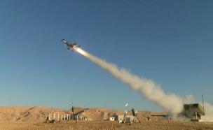 """""""מל""""ט ישראלי תקף בנגורנו-קרבאך"""" (צילום: התעשייה האווירית)"""