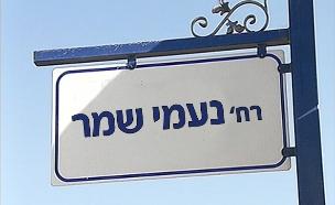 """חדש בב""""ש: כל הרחובת - על שם נשים (צילום: חדשות 2)"""