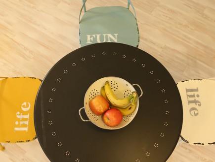 ליאת מרום, פינת אוכל (17) (צילום: טל זנזורי)