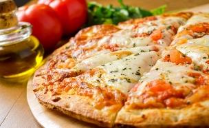 פיצה (צילום: Foodio, Shutterstock)
