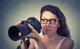 אמא מצלמת (צילום: Shutterstock)