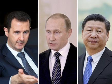 מנהיגי העולם מסתבכים (צילום: רויטרס)