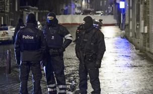 המשטרה פשטה על רובע נוסף בבירסל (צילום: רויטרס)