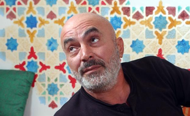 פעיל השמאל עזרא נאווי (צילום: פלאש 90)