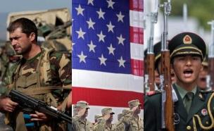 צבאות העולם (צילום: Chris Hondros, GettyImages IL)