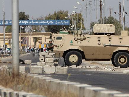 הצבא המצרי מציף את המנהרות? (צילום: רויטרס)