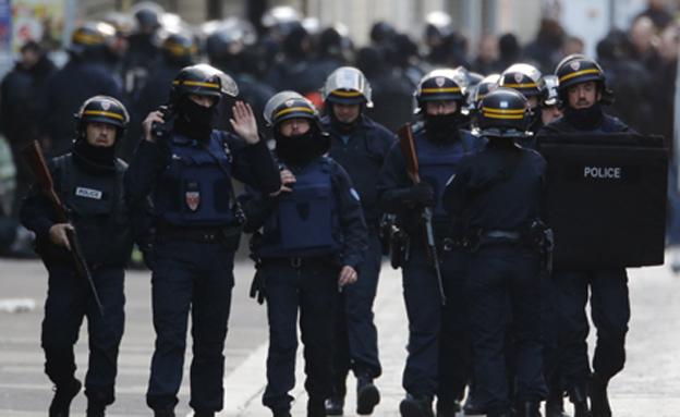 דיווח: מטרת המחבלים הייתה היורו (צילום: רויטרס)