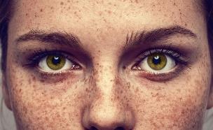 מבט מנומש (צילום: Shutterstock/ Irina Bg)