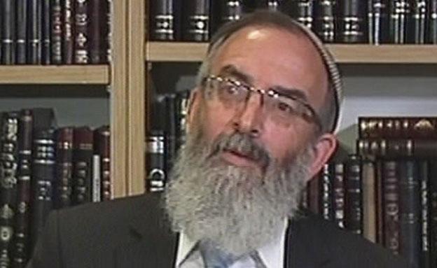 הרב דוד סתיו (צילום: חדשות 2)
