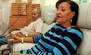 מחקר שתימנים נוטים לחלות בסוכרת (צילום: חדשות 2)