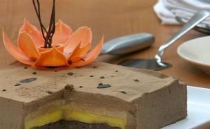 עוגת השוקולד של יובל וצבי (צילום: מתוך בייקאוף ישראל, שידורי קשת)