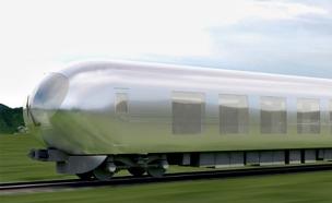הרכבת הבלתי נראית (צילום: CNN)