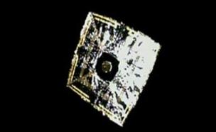 חללית לאלפא קנטאורי (צילום:  Breakthrough Initiatives)