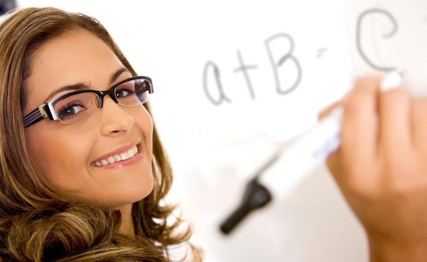 מורים נותנים טיפים במתמטיקה 2 (צילום: Shutterstock)