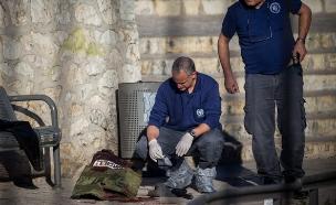 שוטרת נרצחה בפיגוע המשולב (צילום: יונתן סינדל / פלאש 90)