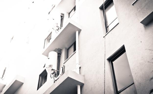 בן 3 נפל מקומה שלישית. אילוסטרציה (צילום: חדשות 2)