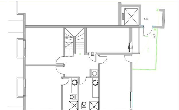 קומה-תחתונה (צילום: אלעד גונן)