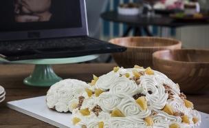עוגת תפוזים וקוקוס - החלום של ליאור (צילום: אפיק גבאי, בייק אוף ישראל)