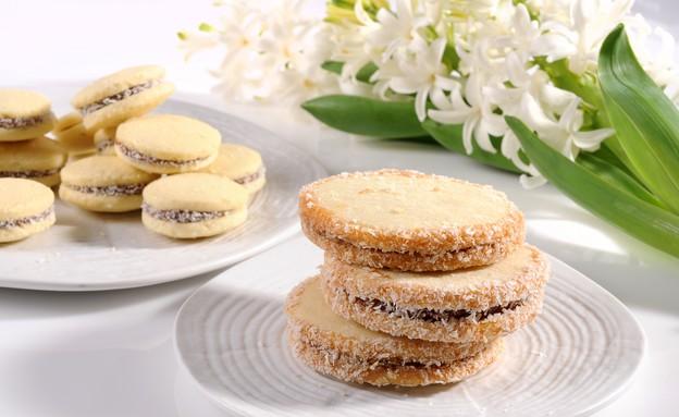 עוגיית אלפחורס - בוטיק סנטרל (צילום: חגית גורן , אוכל טוב)