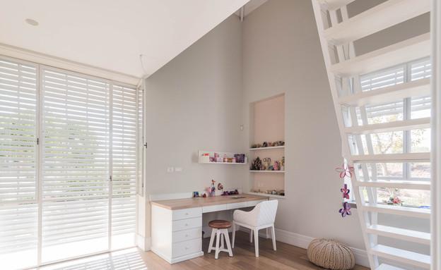 חדר ילדה (צילום: גלעד רדט)