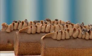 אקלייר על מקל (צילום: בייק אוף ישראל)