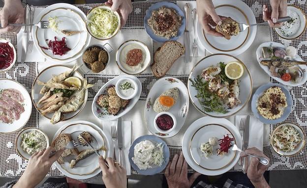 מסעדת השקד (צילום: אנטולי מיכאלו, אוכל טוב)