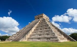 פירמידת צ'יצ'ן איצה, מקסיקו (צילום: Lewis Liu, Shutterstock)