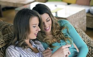 זוג נשים (צילום: Shutterstock)