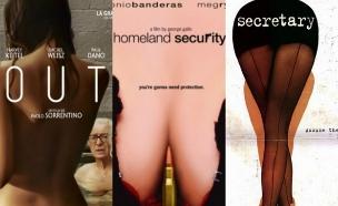 כרזות של סרטים (צילום: headlesswomenofhollywood.com)