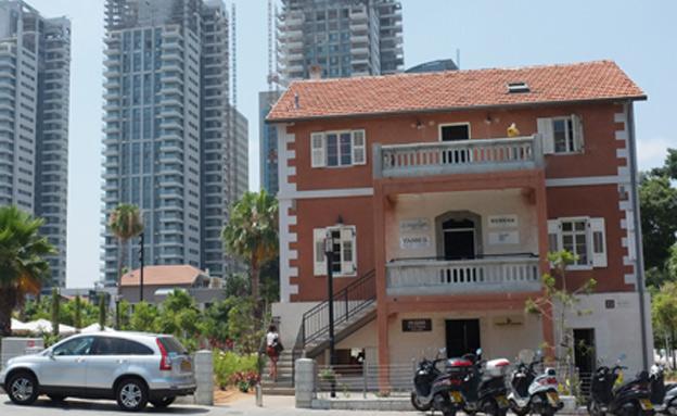 הדיירים נגד גינדי החזקות (צילום: Nati Shohat/FLASH90)