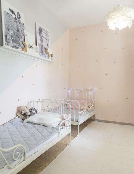 פריפריה12, למרות שמדובר בדירה שכורה השקיעו בעיצוב ובסטיילינג