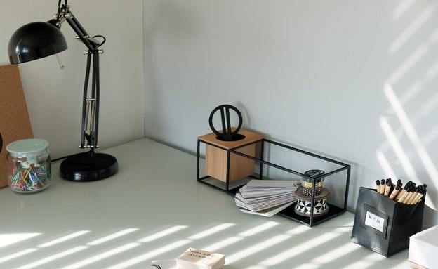 ליבנת כהן מרין, שולחן   (צילום: גדעון לוין)