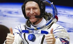 ריצת מרתון - בחלל (צילום: CNN)